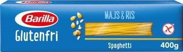 Barilla Spaghetti Glutenfri, 400 g