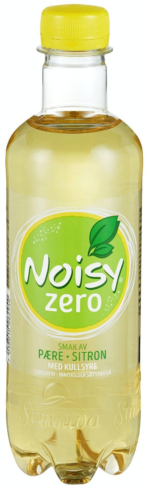 Tine Noisy ZERO Pære og Sitron 0,4 dl