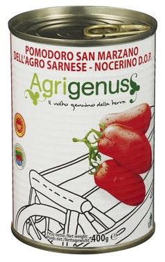 Agrigenus San Marzano Hele Tomater 400 g