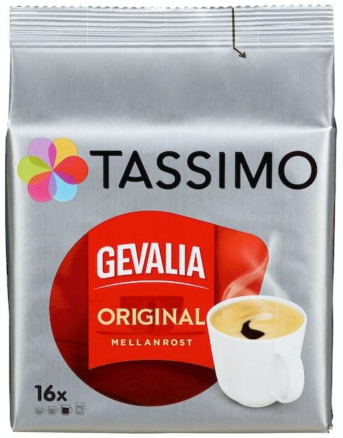 Tassimo Tassimo Gevalia Original 140 g