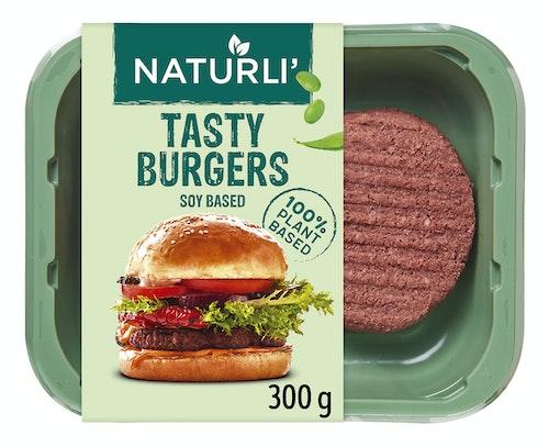 Naturli' Naturli' Tasty Burgers 300 g