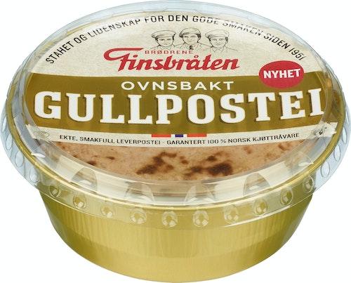 Finsbråten Gullpostei 240 g