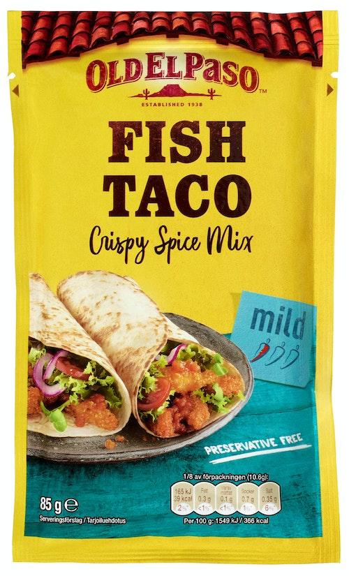 Old El Paso Crispy Fish Spice Mix 85 g