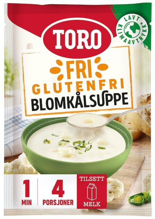 Toro Glutenfri Blomkålsuppe 52 g