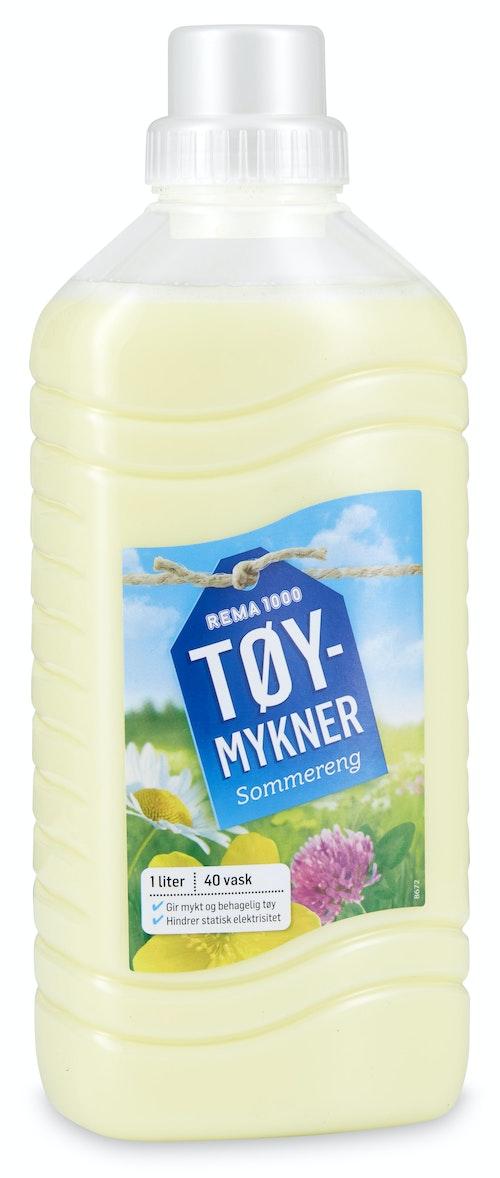 REMA 1000 Tøymykner Sommereng 1 l