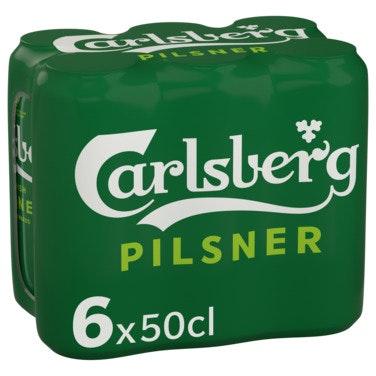 6 Pack Øl Pris