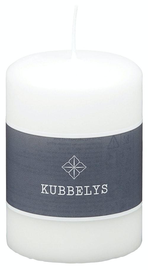 Kubbelys Hvit 7x10 cm, 1 stk
