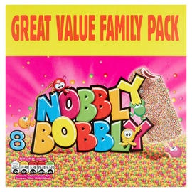 Nobbly Bobbly 8 x 70ml, 560 ml