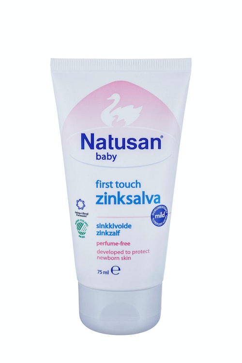 Natusan First Touch Zink Salve 80 ml