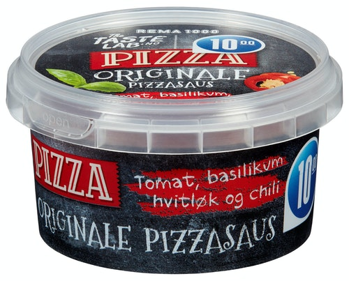 REMA 1000 Pizzasaus Taste Lab, 200 g