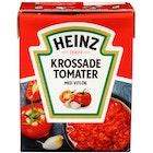 Hakkede Tomater Hvitløk