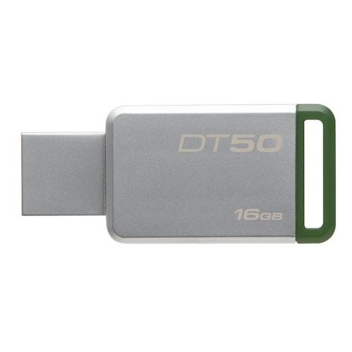 KINGSTON TECHNOLOGY USB 3.0-minnepinne 16GB 1 stk