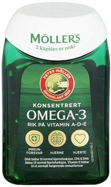 Möller's Möller's Den Originale 112 kapsler, 1 stk