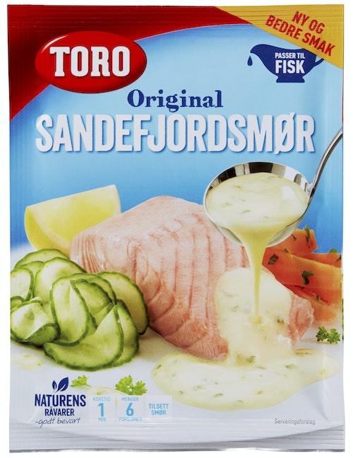 Toro Sandefjordsmør Original 29 g