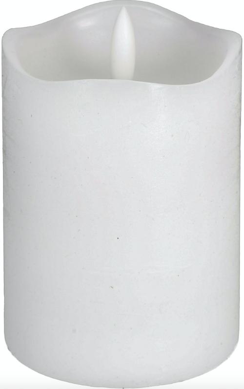 Northlight LED kubbelys med timer, small Høyde 10cm, 1 stk
