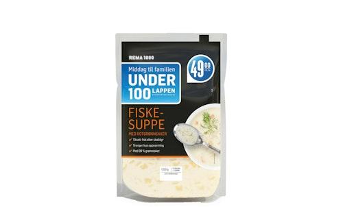 REMA 1000 Fiskesuppe 1,2 kg