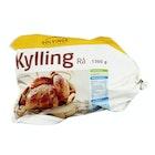 Hel Kylling Rå