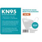 Beskyttelsesmaske KN95