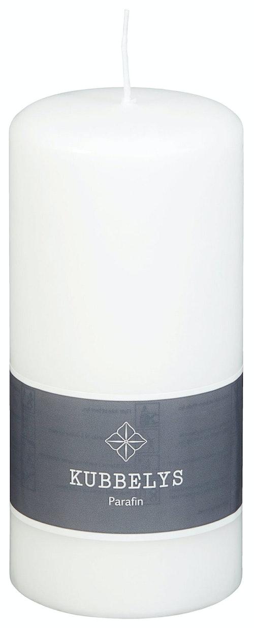Kubbelys Hvit 7x15 cm, 1 stk