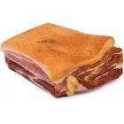 Tørrsaltet bacon