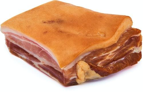 Det Gamle Røgeri Tørrsaltet bacon I Stk, 250 g