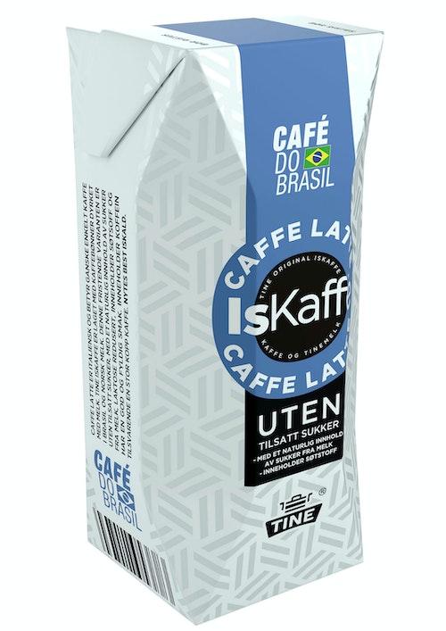 Tine IsKaffe Latte Zero Uten Tilsatt Sukker, 0,33 l