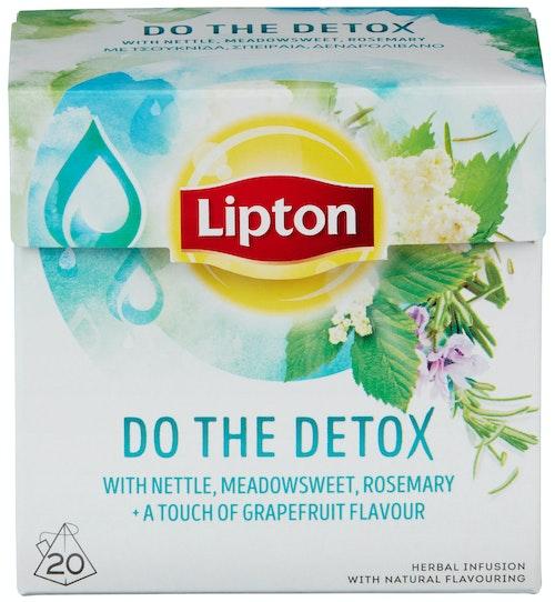 Lipton Urtete Do the Detox 20 stk