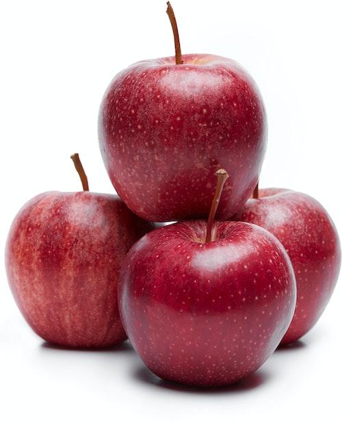 Epler, røde, 4 pk Royal Gala Italia, ca. 750 g