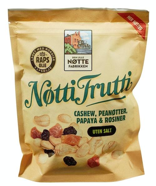 Den Lille Nøttefabrikken Nøtti Frutti 350 g