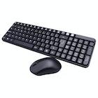 Trådløst tastatur og mus