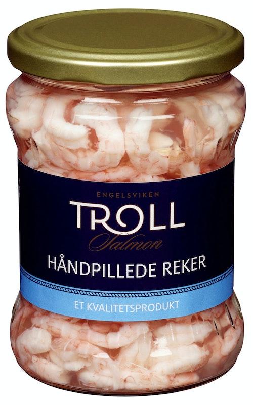 Troll Salmon Håndpillede Reker i Lake 240 g