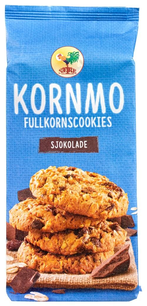 Sætre Kornmo Fullkornscookie Sjokolade 200 g