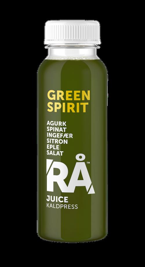Synnøve Rå Agurk & Spinat 250 ml