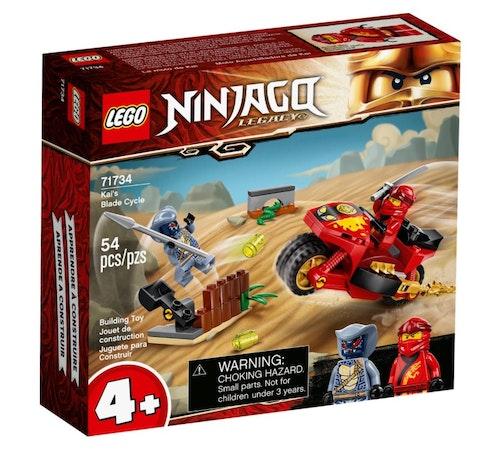 LEGO LEGO Ninjago - Kais knivracer 1 stk
