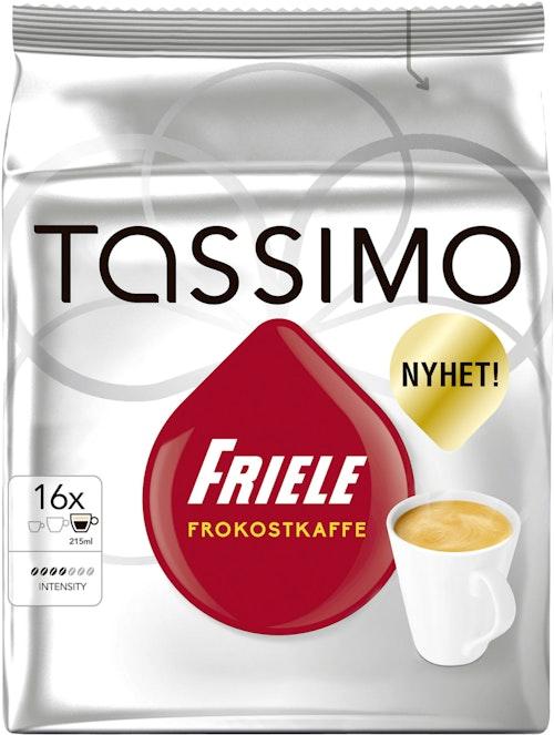 Tassimo Tassimo Friele Frokostkaffe 136 g