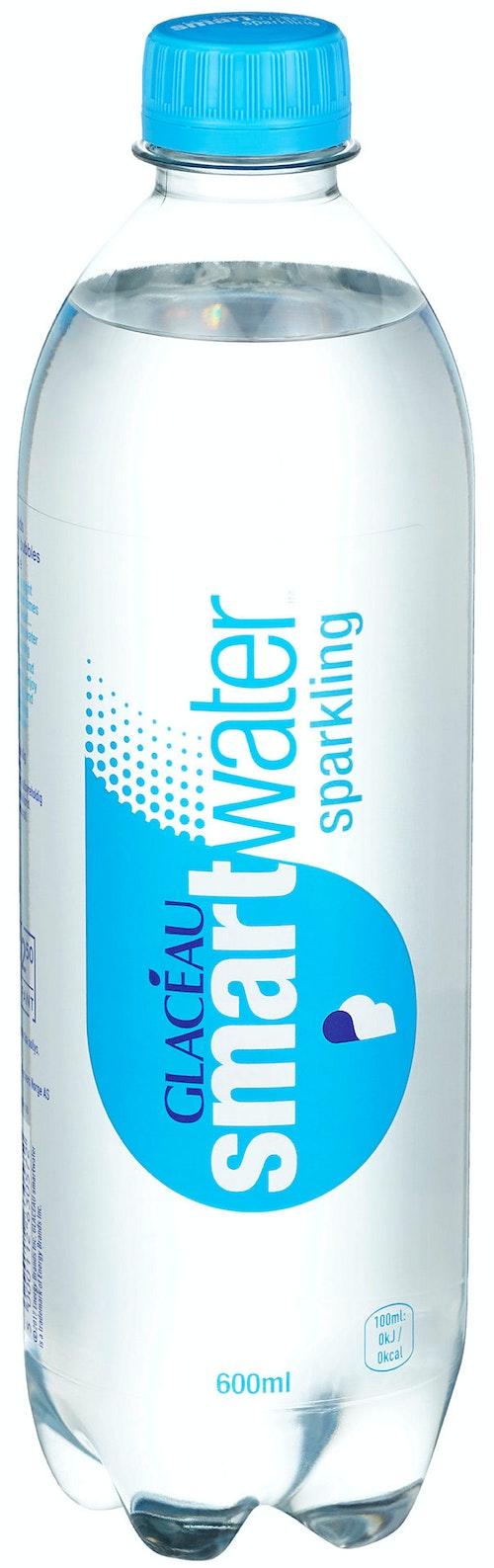 Coca-Cola Smartwater Sparkling 0,6 l