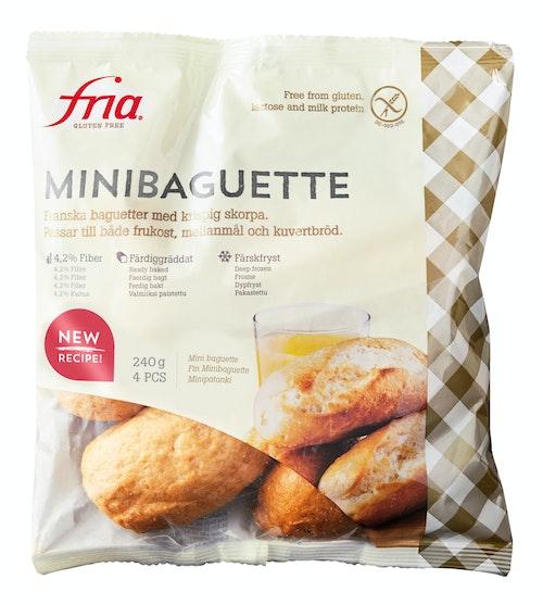 Fria Fine Baguetter Glutenfri, 240 g