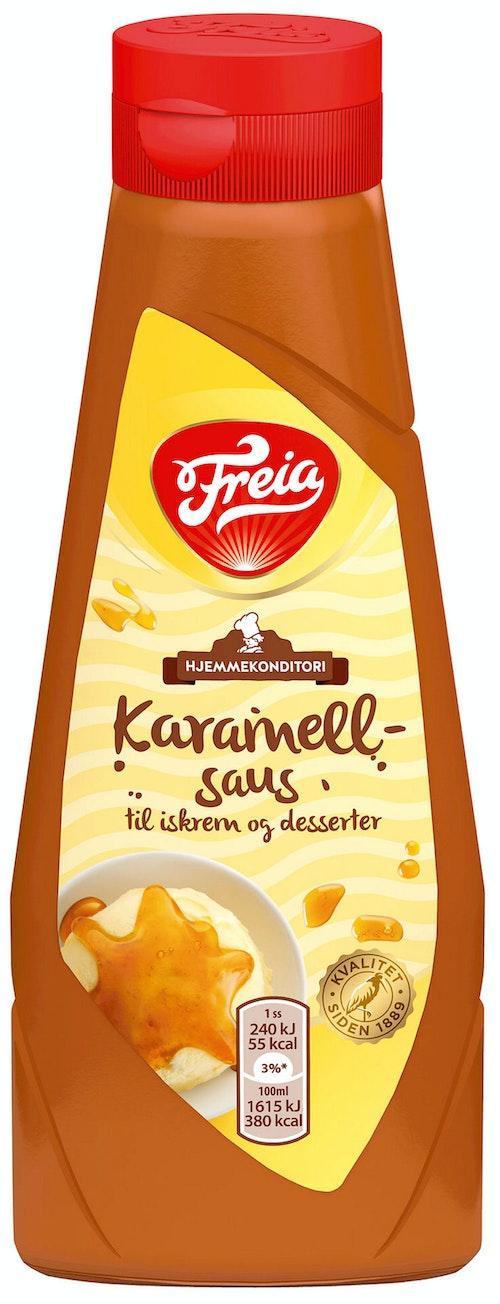 Freia Karamelltopping 360 g