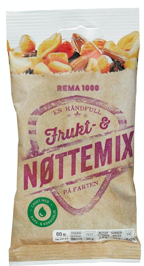 REMA 1000 Nøtte- og Fruktmix 60 g