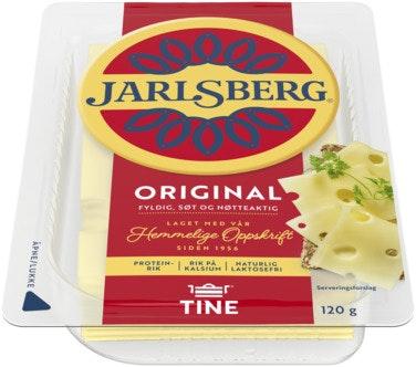 Tine Tine Jarlsberg Skiver 120 g