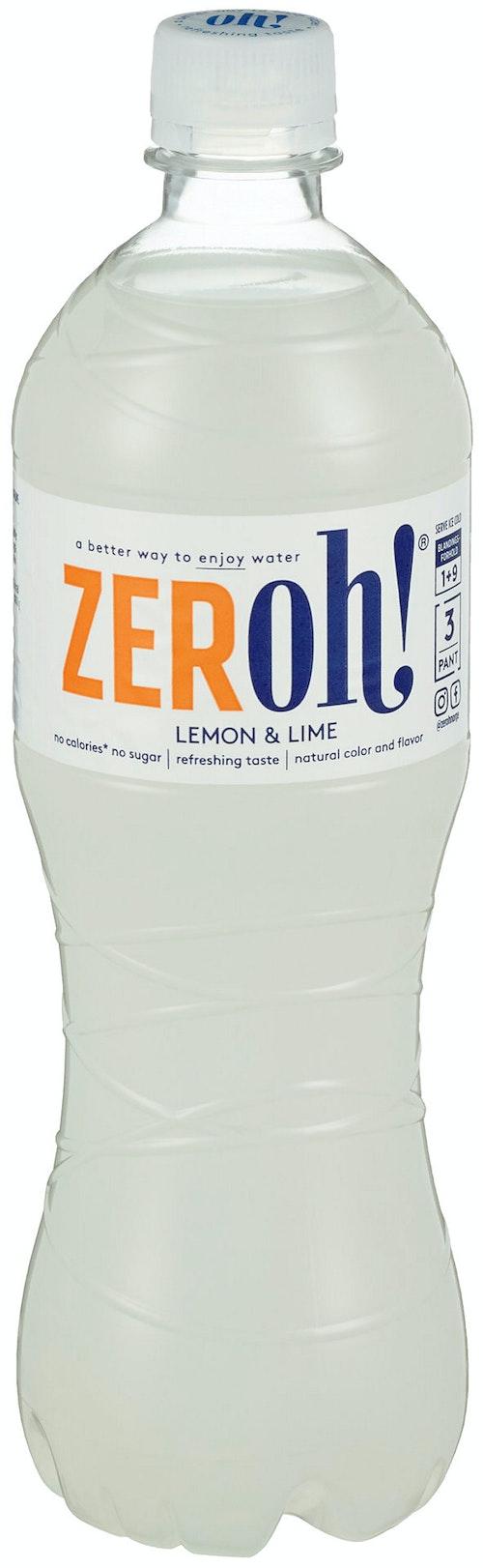 Zeroh! Sitron & Lime 0,8 l