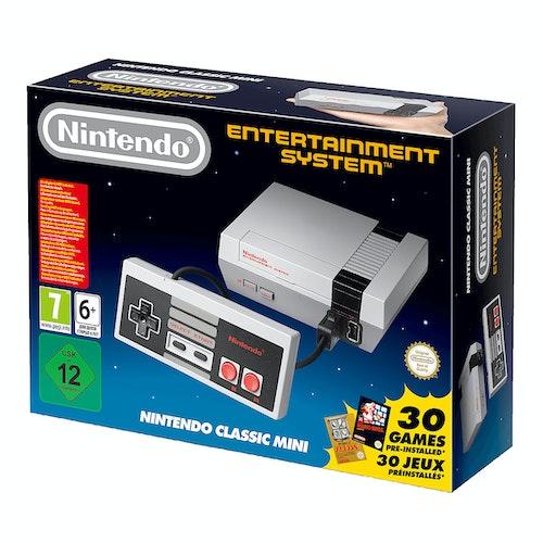 Nintendo Nintendo Classic Mini NES Spillkonsoll, 1 stk