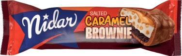 Nidar Salted Caramel Brownie 45 g