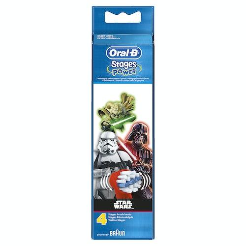 Oral-B Børstehode Star Wars 4 stk