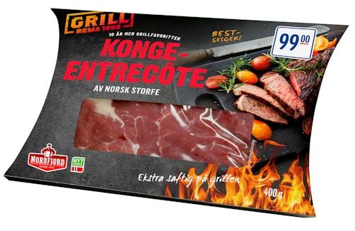 Nordfjord Konge Entrecote 400 g