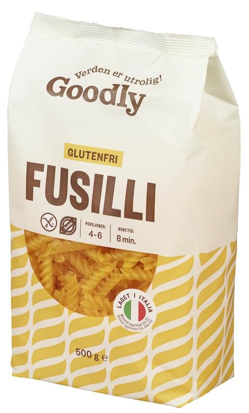 Goodly Fusilli Glutenfri Økologisk, 500 g