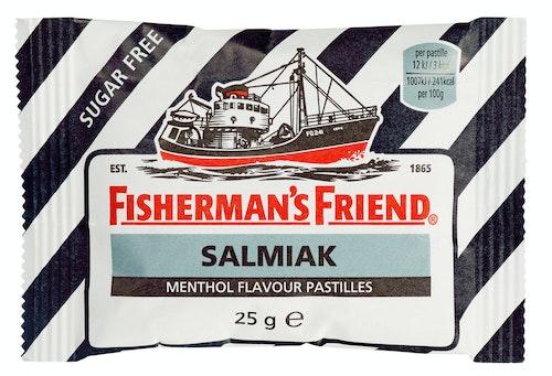 Lofthouse's Fisherman's Friend Salmiak, 25 g
