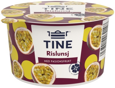 Tine TINE Rislunsj Pasjonsfrukt 150 g