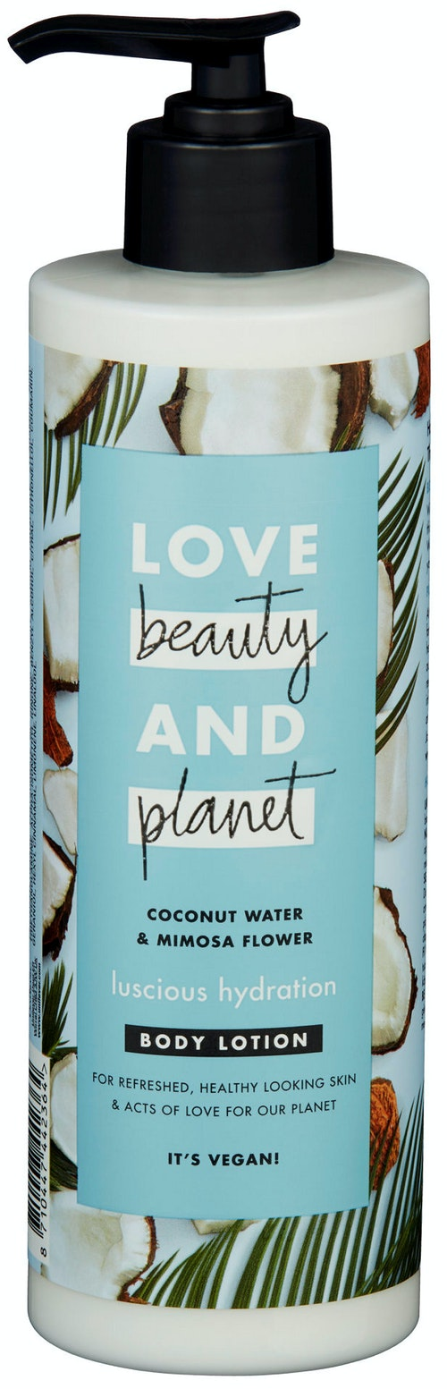 Love Beauty & Planet Luscious Hydration Body Lotion 400 ml