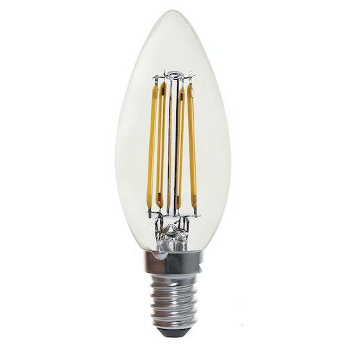 Clas Ohlson LED Mignon Dim Klar E14 3w 250lm 1 stk
